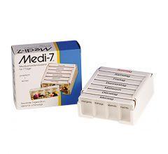 Medi 7 Medikamentenbox