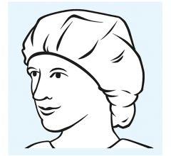 Foliodress® cap comfort universal